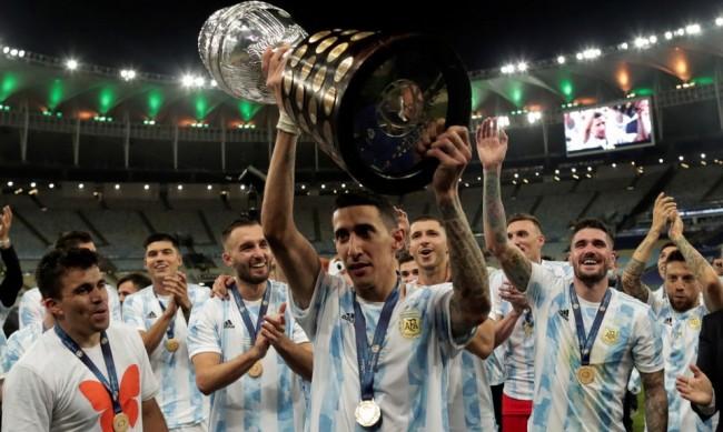 Аржентина победи Бразилия и спечели Копа Америка