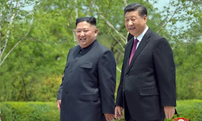 Ким Чен Ун: Приятелството между Пекин и Пхенян укрепва