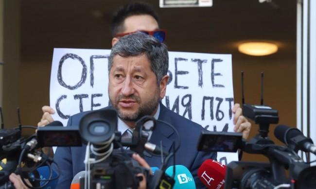 Христо Иванов: Ще работим за кабинет на дълбоката трансформация