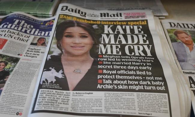 Кейт и Меган топят ледовете, постигнаха ли примирие?
