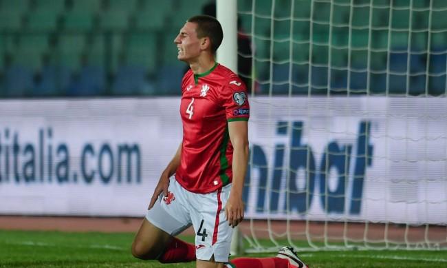 ЦСКА гледа да продаде Вальо Антов, иска 2 500 000 евро