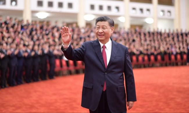 Си Дзипин иска цял Китай да мисли като него
