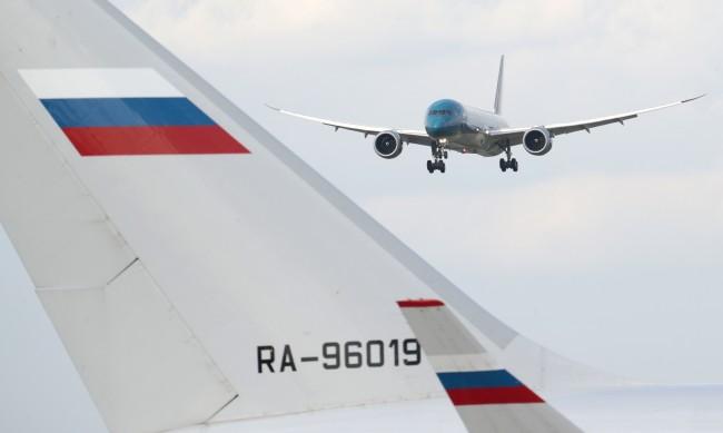 Пътнически самолет изчезна край Томск в Русия