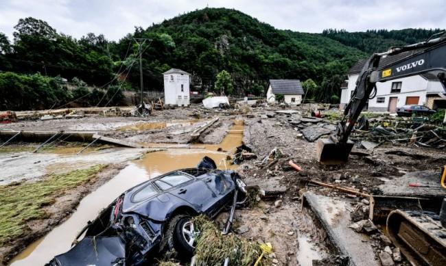 Потоп като този в Германия е възможен и в България