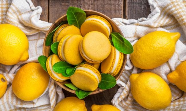 Рецептата Dnes: Френски лимонови макарони