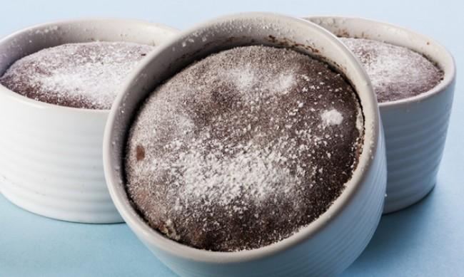 Рецептата Dnes: Суфле с шоколад и канела