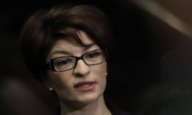 Атанасова: ГЕРБ ще бъде опозиция, но на хаоса и безотговорността