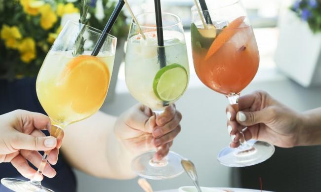 По-свежо лято - с няколко вкусни коктейла