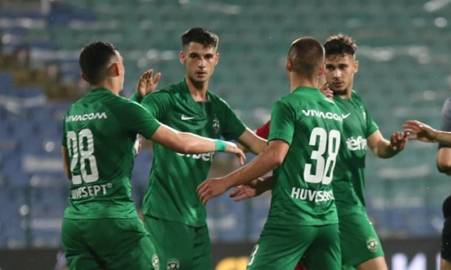 Лудогорец и Мура не излъчиха победител, резултатът 0:0