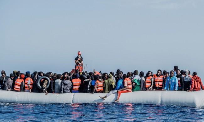 Поредна трагедия с мигранти в Средиземно море