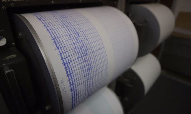Земетресение между Банско и Сандански