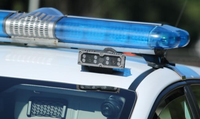 """Тежка катастрофа след гонка с полицията на """"Тракия"""""""