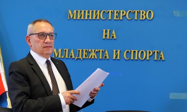 Министър Кузманов ще присъства на откриването на Игрите