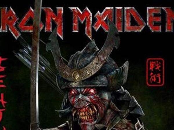Iron Maiden са готови със 17-ия студиен албум Senjutsu, първият