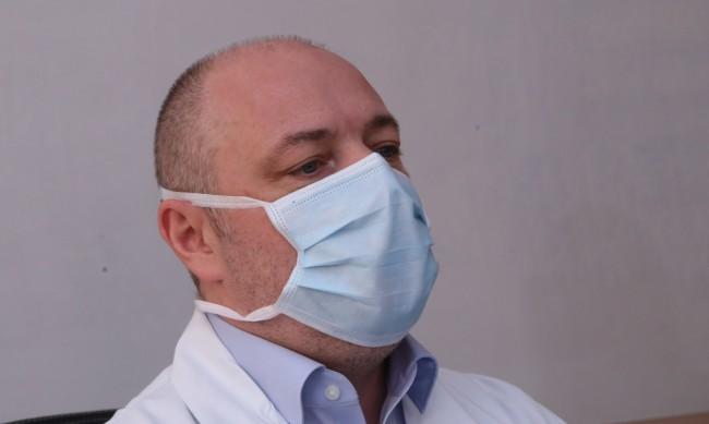 """Проф. Габровски е подал оставка като заместник-директор на """"Пирогов"""""""