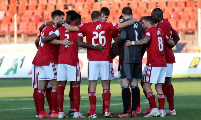 ЦСКА не успя да бие Лиепая, Локо Пловдив удари Словачко