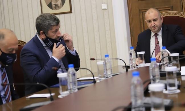 Христо Иванов: Ще участваме активно в разговорите с ИТН, фокусът е върху пълен мандат