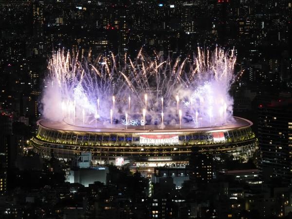 Снимка: БГНЕСВ Токио стартира церемонията по откриването на Летните олимпийски