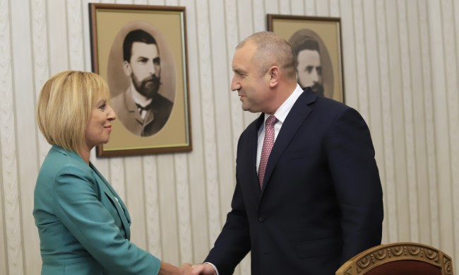 Манолова: Ще подкрепим кабинет, чийто дневен ред е редът на гражданите
