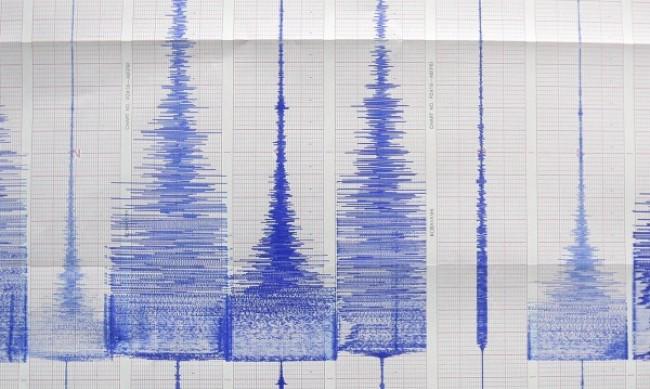 Земетресение с магнитуд 4, 8 по Рихтер е усетено на остров Крит