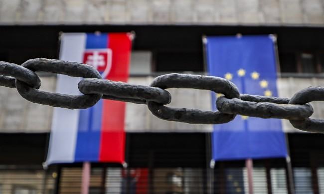 Отново протести в Братислава срещу ограниченията срещу COVID