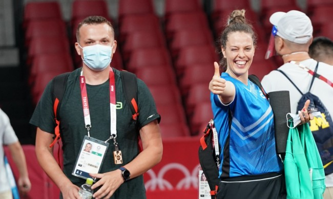 Полина Трифонова с втора победа в Токио