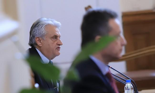 Рашков към Борисов: Щурмът на простащината започна