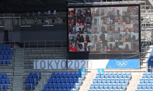 Още 10 заразени с коронавирус на Олимпийските игри