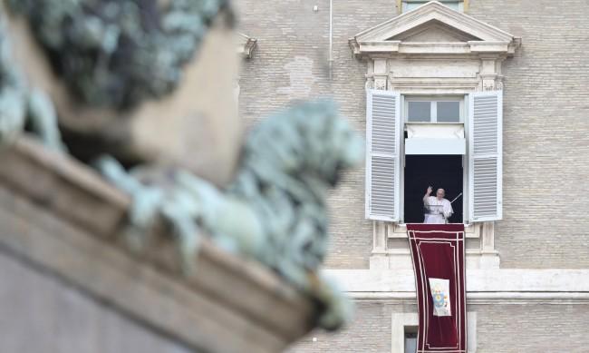 Папа Франциск: Нека Игрите бъдат знак на надежда!