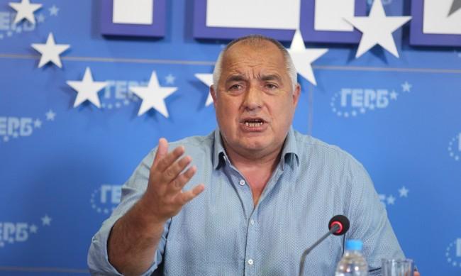 Борисов: Актуализация няма да подкрепим, ще източат държавата