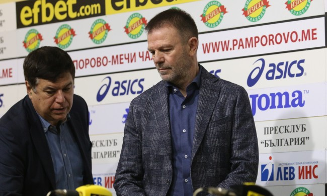 Чистка на шефове в ЦСКА, Стойчо Младенов се завръща