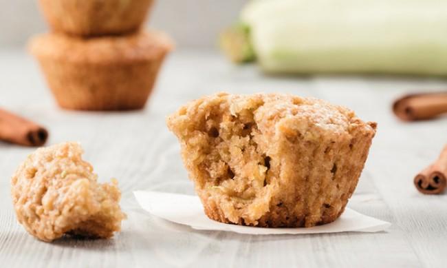 Рецептата Dnes: Ябълкови мъфини с тиквички