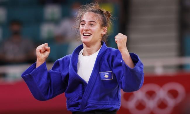 Второ злато за Косово в Токио - джудистка с титлата до 57 кг