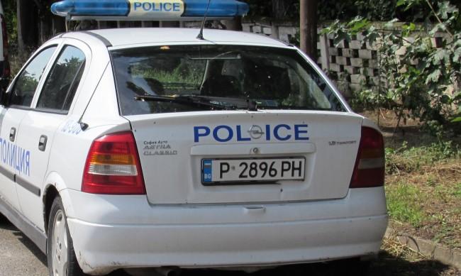 16-годишен си устрои гонка с полицията в Горна Оряховица