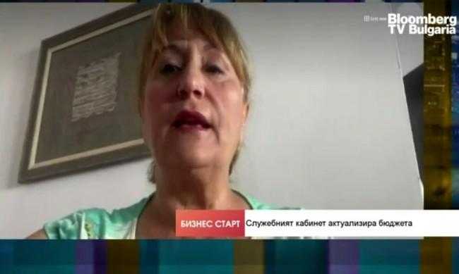 Лидия Шулева: Даването на 50 лв. върху пенсиите беше популистко решение