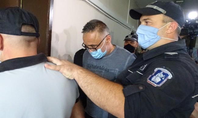 Съдът замени домашния арест на Васил Капланов с парична гаранция