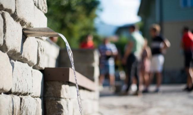 Негодна вода за пиене в седем чешми край Русе