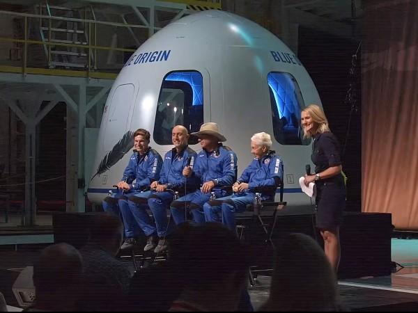 Основателят на Amazon, Джеф Безос, предложи на НАСА да поеме