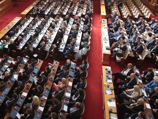 Временна комисия за изработване на правилник на НС ще започне