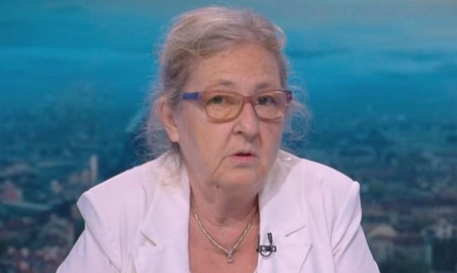 Проф. Кожухарова: Министърът е против задължителната ваксинация