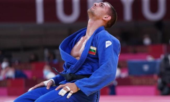 Ивайло Иванов отпадна от Олимпиадата след трилър
