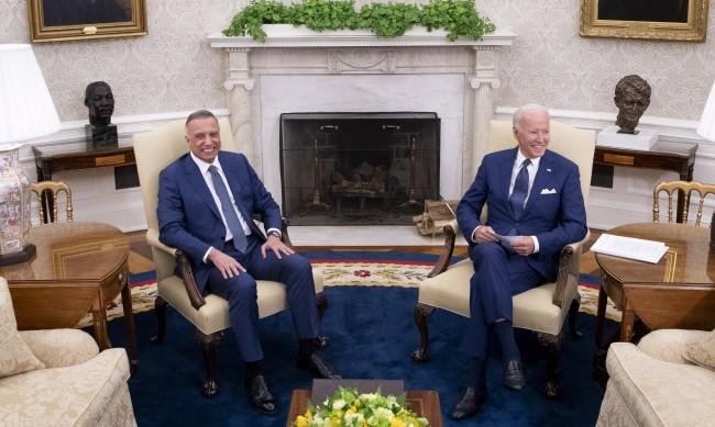 Байдън обяви край на бойната мисия на САЩ в Ирак тази година