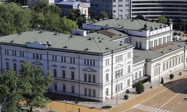 Изслушват Бойко Рашков и Стойчо Кацаров в Народното събрание
