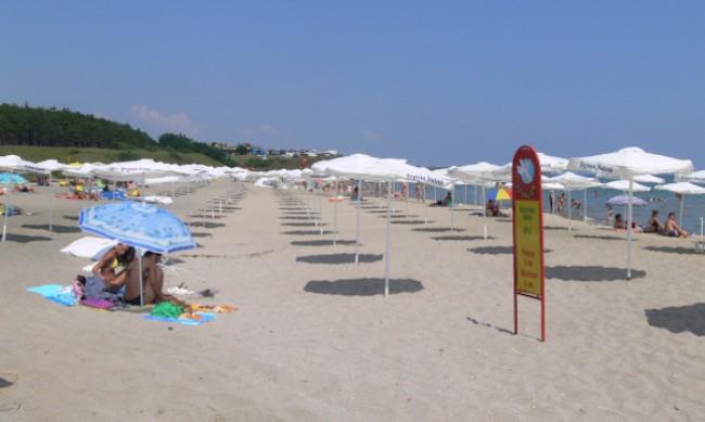 Нарушения в определянето на границите на плажове край Лозенец