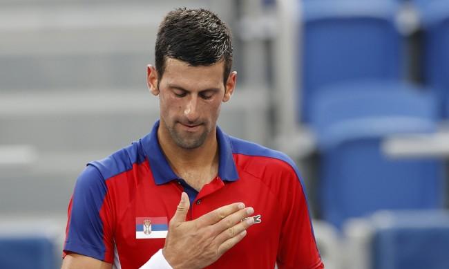Джокович на 1/4-финал, чака Нишикори в Токио