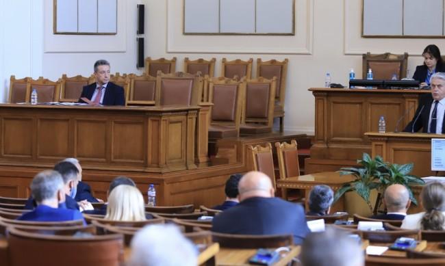 НС освободи Илко Желязков от Бюрото за контрол на СРС-тата