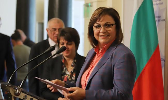 БСП иска споразумение, ако реши да подкрепи кабинета на ИТН