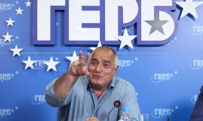 Борисов: Като гледам какво става в НС, почвам да се плаша