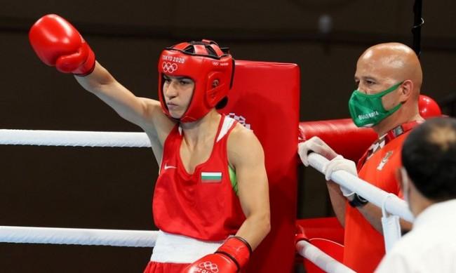 Стойка Кръстева се класира на четвъртфинал в Токио