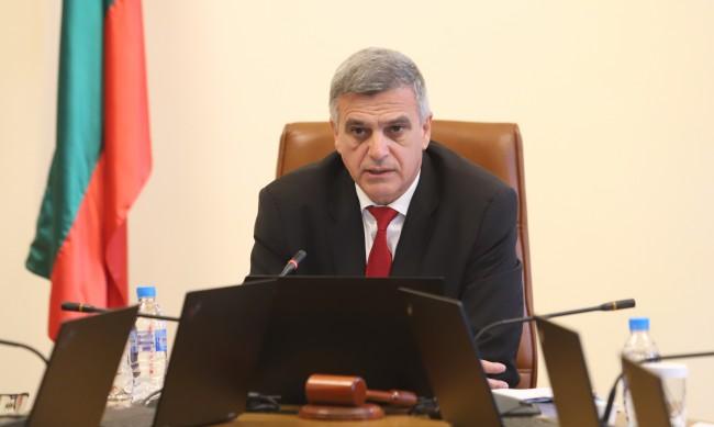 Янев: Актуализацията на бюджета е знак за отговорно поведение